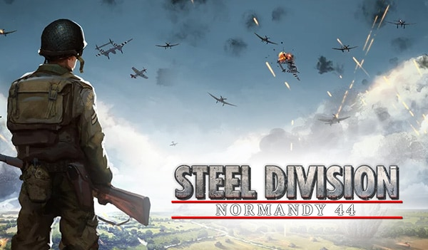 Steel Division: Normandy 44 Steam Key GLOBAL - gameplay - 1