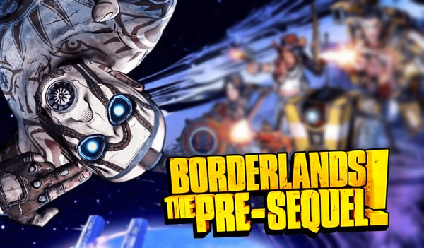 Borderlands: The Pre-Sequel Steam GLOBAL - gameplay - 1