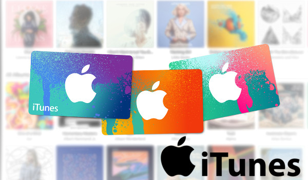 Apple iTunes Gift Card iTunes CANADA 20 CAD