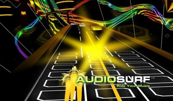 AudioSurf Steam Key GLOBAL - gameplay - 2