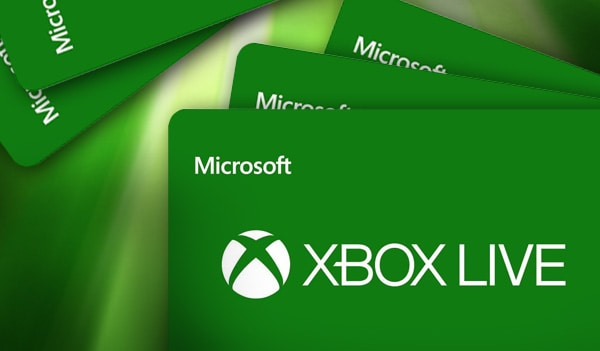 Xbox Live GOLD Subscription Card XBOX LIVE GLOBAL 12 Months