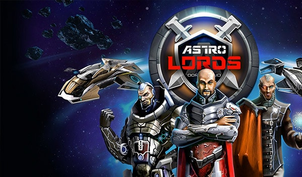 Astro Lords: Oort Cloud - MOBA: Two Stations 50 Key GLOBAL - screenshot - 2