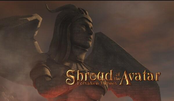 Shroud of the Avatar: Forsaken Virtues Steam Key GLOBAL - gameplay - 1
