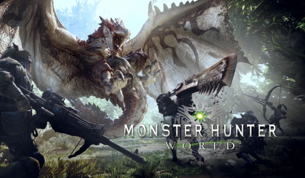 Monster Hunter World Steam Gift GLOBAL