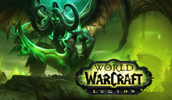 World of Warcraft: Legion Blizzard Key EUROPE