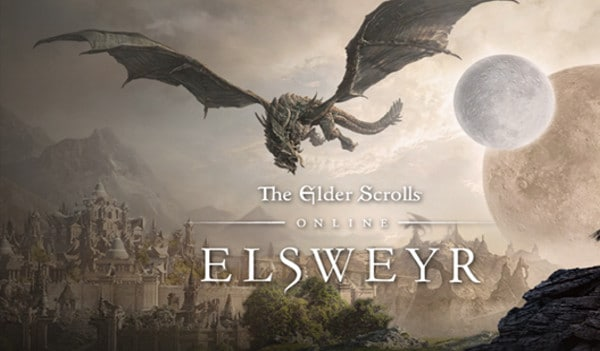 The Elder Scrolls Online - Elsweyr Upgrade The Elder Scrolls Online Key  GLOBAL