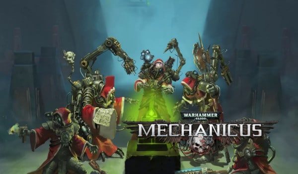 Warhammer 40,000: Mechanicus Steam Key NORTH AMERICA