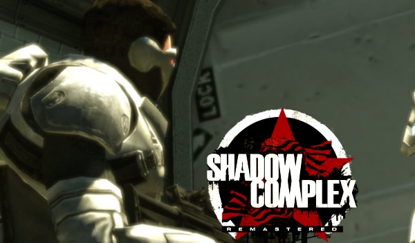 Shadow Complex Remastered Steam Key GLOBAL - gameplay - 2