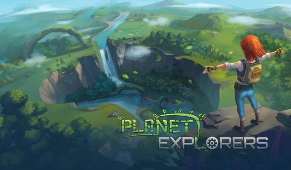 Planet Explorers Steam Key GLOBAL - gameplay - 2