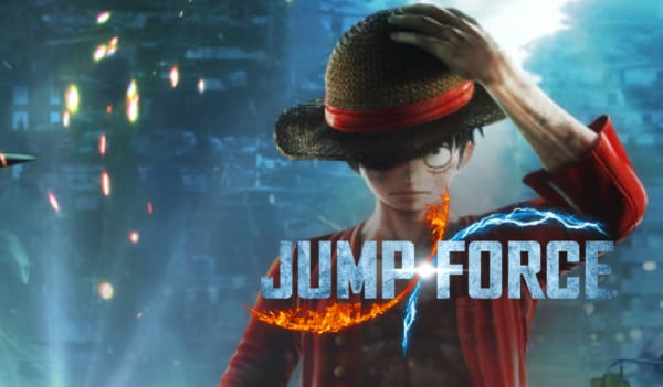 JUMP FORCE Steam Key RU/CIS - gameplay - 1