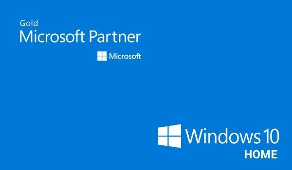 Microsoft Windows 10 Home Microsoft Key EUROPE Commercial