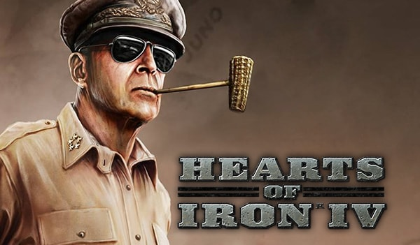Hearts of Iron IV: Cadet Edition Steam Key GLOBAL - gameplay - 1