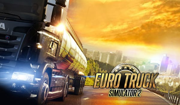 Euro Truck Simulator 2 Steam Key GLOBAL - gameplay - 3