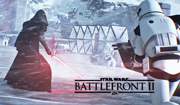 Star Wars Battlefront 2 (2017) Origin Key GLOBAL - gameplay - 2