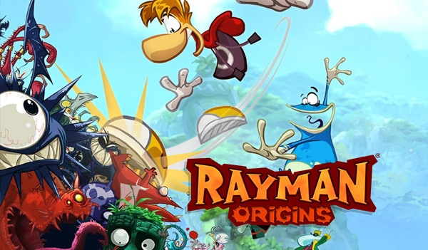 Rayman Origins Uplay Key GLOBAL