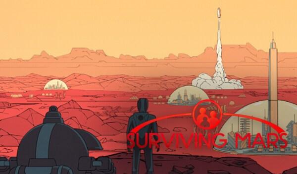 Surviving Mars Steam Key GLOBAL - rozgrywka - 2