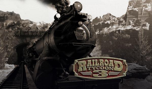 Railroad Tycoon 3 Steam Key GLOBAL - gameplay - 1