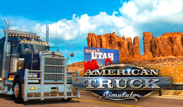 American Truck Simulator Steam Key GLOBAL - gameplay - 2