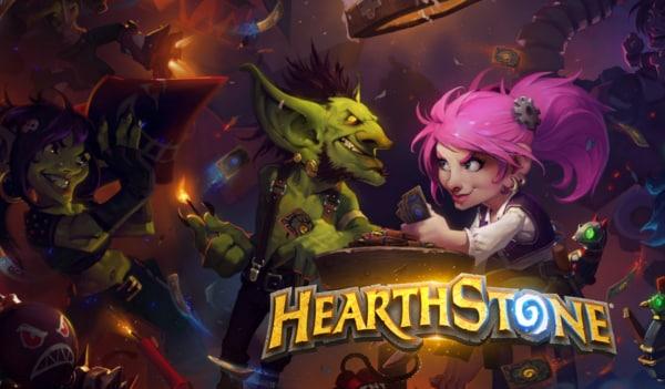 Hearthstone Booster Pack Code Battle.net EUROPE - gameplay - 2