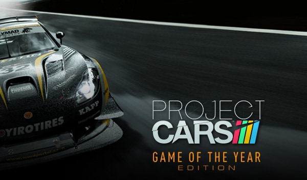 Project CARS Game Of The Year Edition Steam Key GLOBAL - gameplay - 2