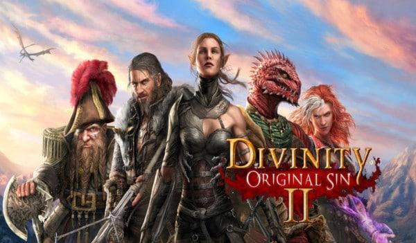 Divinity: Original Sin 2 Steam Key GLOBAL - gameplay - 2