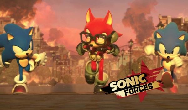 Sonic Forces - Digital Bonus Edition Steam Key NORTH AMERICA