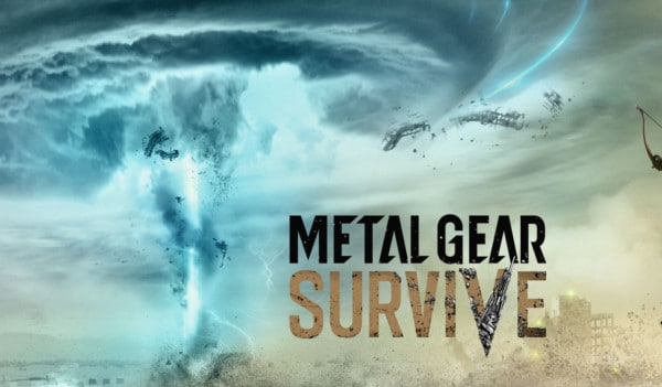 Metal Gear Survive Steam Key EUROPE - gameplay - 2