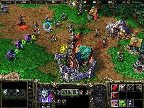 Warcraft 3 Reign Of Chaos Battle Net Key Global G2a Com