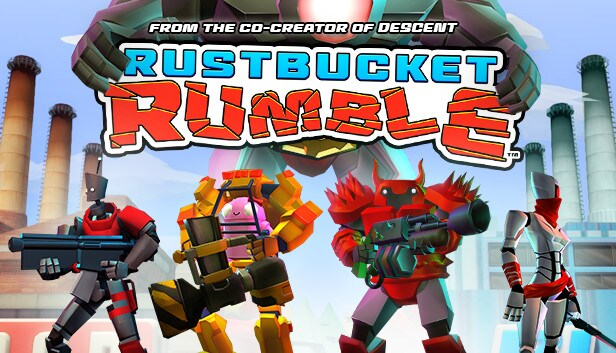 Rustbucket Rumble Soundtrack Key Steam GLOBAL
