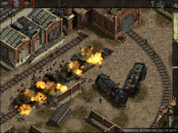 Commandos Beyond The Call Of Duty Steam Key Global