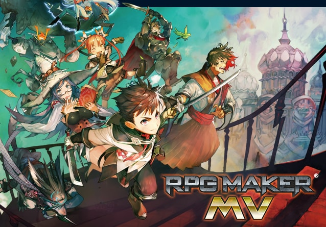 RPG Maker MV GLOBAL Key Steam - Screenshot - 2