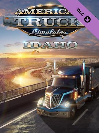 American Truck Simulator - Idaho (PC) - Steam Key - GLOBAL