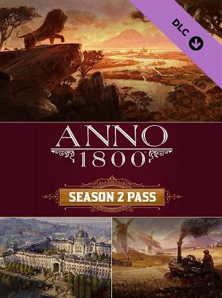 Anno 1800 Season 2 Pass (PC) - Ubisoft Connect Key - EUROPE