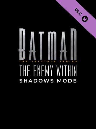 Batman - The Enemy Within Shadows Mode (PC) - Steam Key - EUROPE