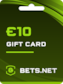 Bets.net Gift Card GLOBAL 10 EUR