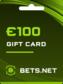 Bets.net Gift Card GLOBAL 100 EUR