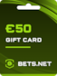 Bets.net Gift Card GLOBAL 50 EUR