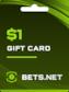 Bets.net GLOBAL Code 1 USD