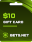 Bets.net GLOBAL Code 10 USD