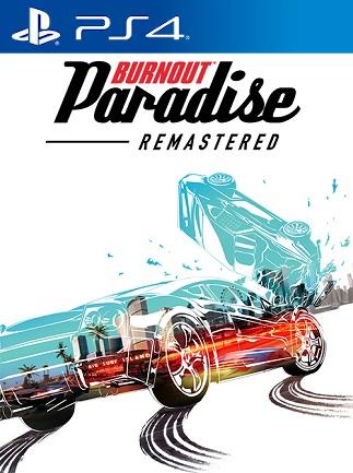 Burnout Paradise Remastered (PS4) - PSN Key - NORTH AMERICA
