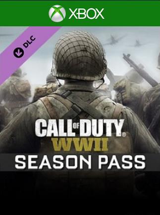 Call of Duty: WWII - Season Pass (Xbox One) - Xbox Live Key - UNITED STATES