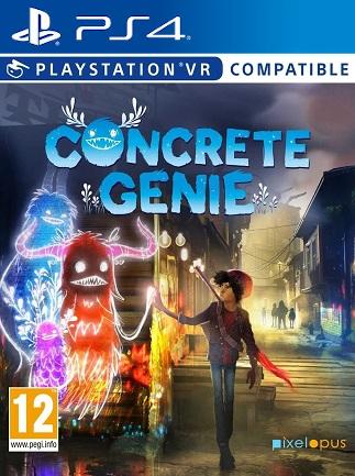 Concrete Genie (PS4) - PSN Key - EUROPE