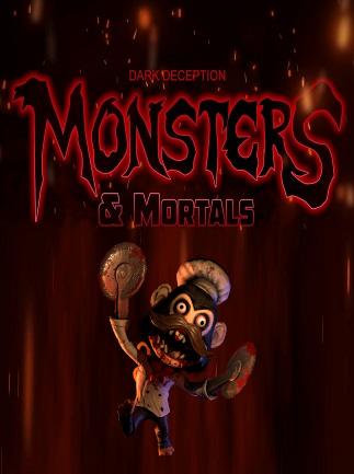 Dark Deception: Monsters & Mortals (PC) - Steam Gift - JAPAN