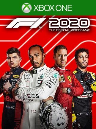 F1 2020 (Xbox One) - Xbox Live Key - EUROPE