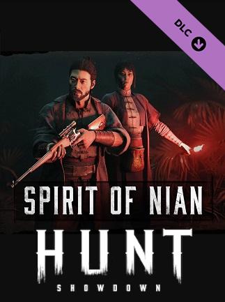 Hunt: Showdown - Spirit of Nian (PC) - Steam Gift - NORTH AMERICA