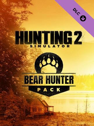 Hunting Simulator 2 Bear Hunter Pack (PC) - Steam Gift - EUROPE