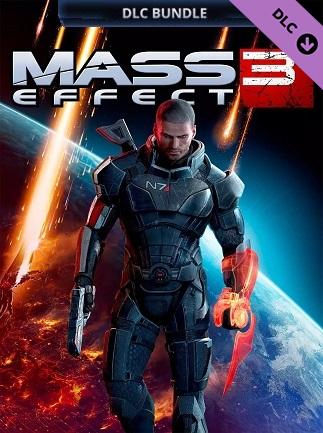 Mass Effect™ 3 DLC Bundle (PC) - Steam Gift - GLOBAL
