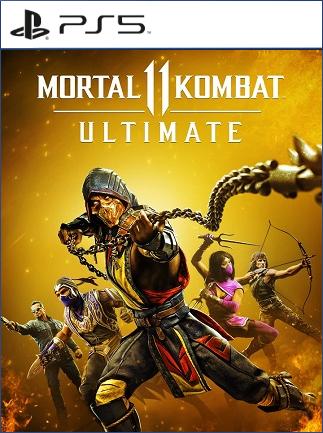 Mortal Kombat 11 | Ultimate Edition (PS4, PS5) - PSN Key - EUROPE