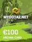 MYDOTA2.net Gift Card 100 EUR