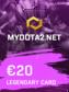 MYDOTA2.net Gift Card 20 EUR